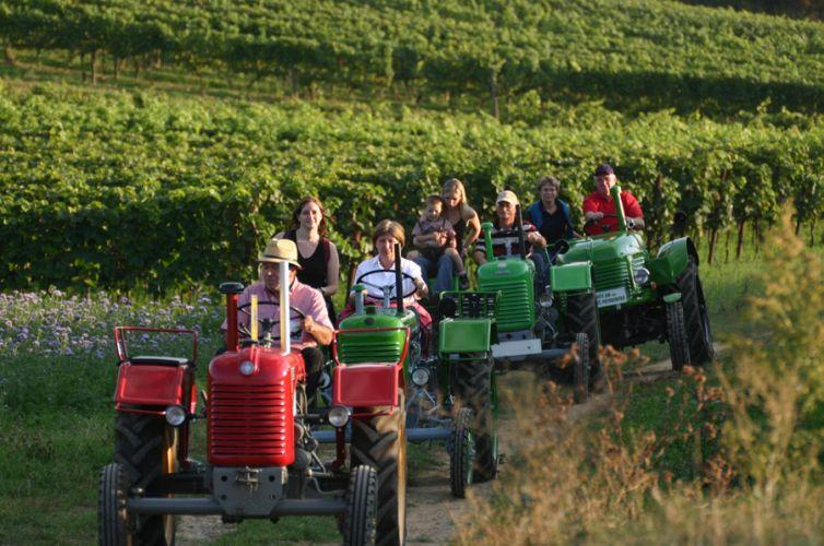 Erlebnis Traktor