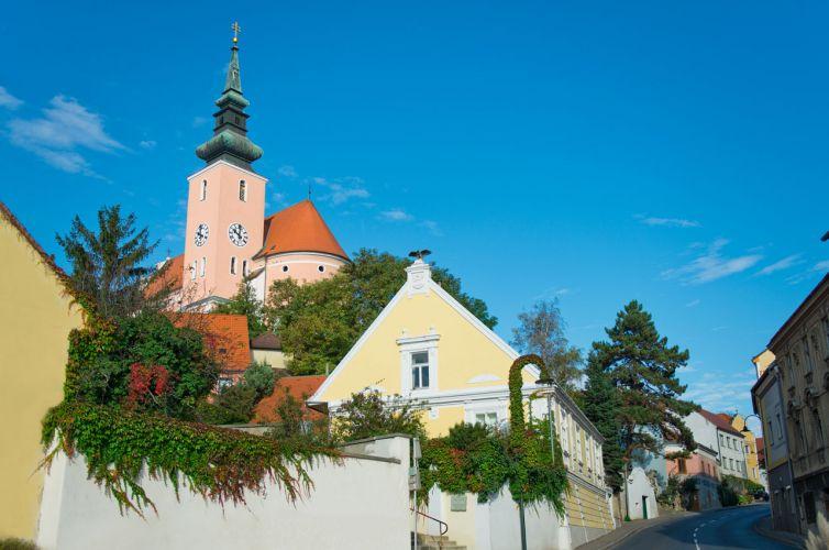Weinstadt Österreichs